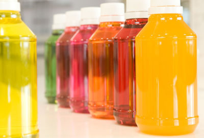 Colored by Nature – Natural Color Use in Beverages